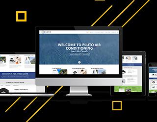 Website: Pluto Air Conditioning