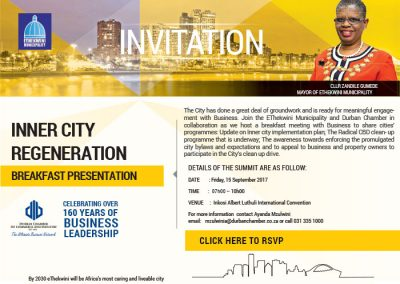 Mayor Invite