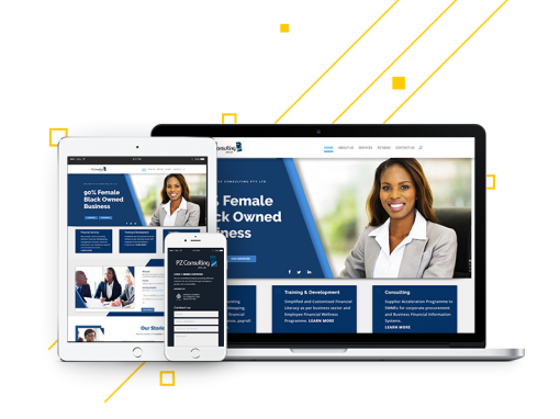 PZ Consulting Durban: Website Development