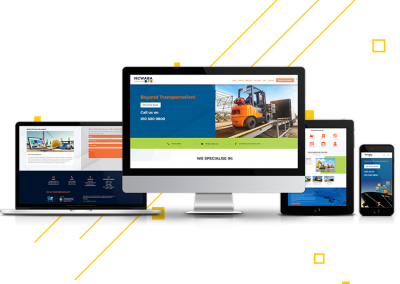 NCWABA Logistics Website Design